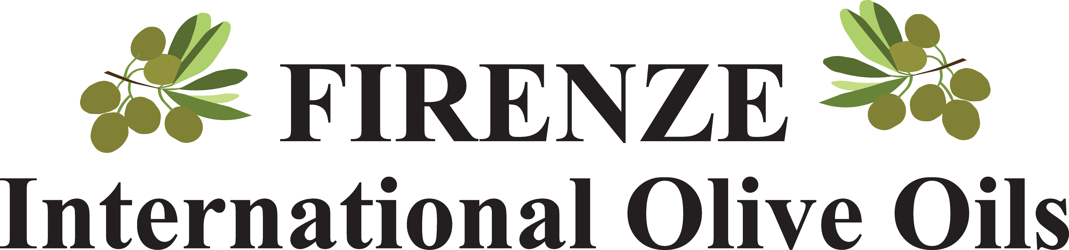 Firenze International Olive Oil Logo